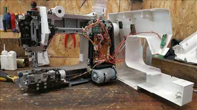Exemple réparateur d'électroménager n°121 zone Bouches-du-Rhône par Joseph
