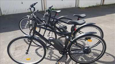 Photo réparateur de vélo n°186 à Créteil par cyclothomas94