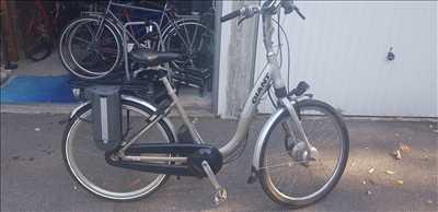 Photo réparateur de vélo n°188 zone Val de Marne par cyclothomas94