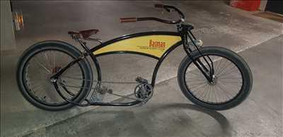Photo réparateur de vélo n°196 zone Val de Marne par cyclothomas94