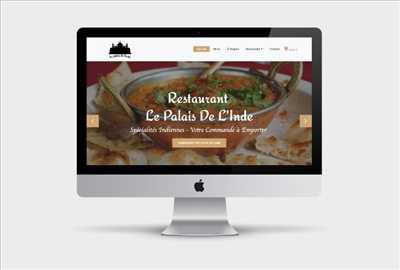 Exemple créateur de site n°261 zone Haute-Garonne par David