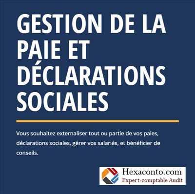 Exemple expert comptable n°305 zone Paris par Hexaconto