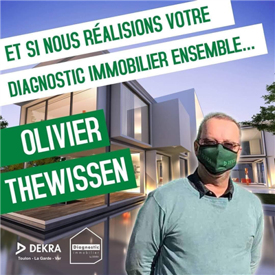 Exemple diagnostiqueur immobilier n°33 zone Var par olivier